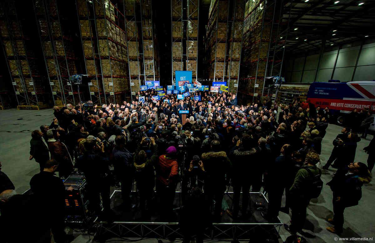Boris Johnson overweegt schrappen BBC's kijk- en luistergeld