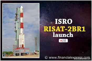 ISRO RISAT-2BR1 launch Live: PSLV QL's lift off process enters final leg