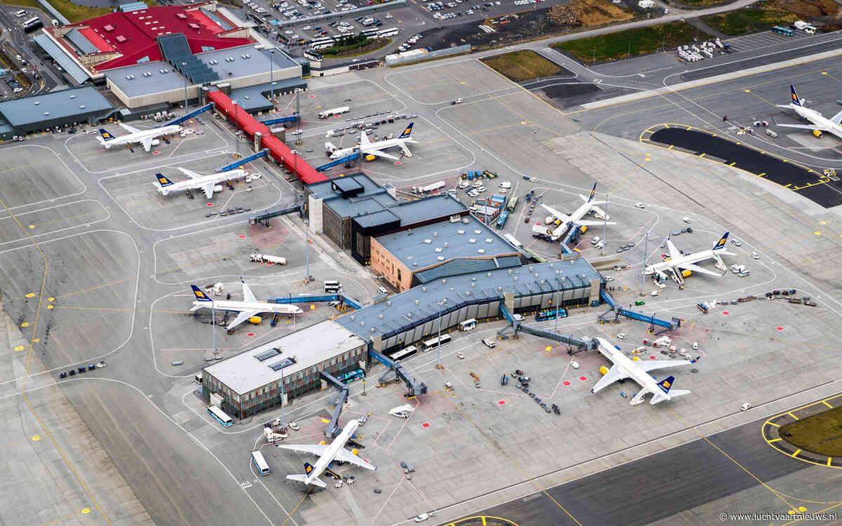 Vliegverkeer naar IJsland komt weer op gang