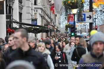 High street retailers predict festive cheer