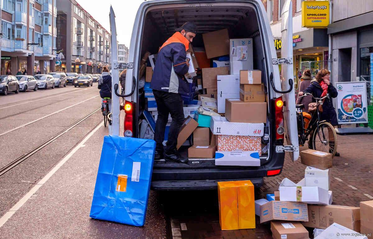 'Veilige pakketbezorging? dit zijn de oplossingen