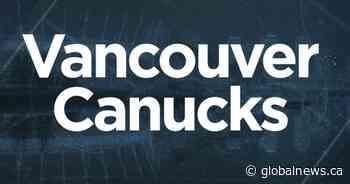 Carolina visits Vancouver after Aho's 2-goal game