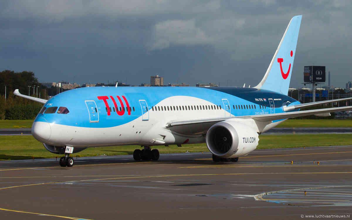 TUI fly in de zomer vaker van Schiphol naar Suriname