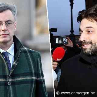 Live - Informateurs Coens (CD&V) en Bouchez (MR) geven persconferentie: 'Gaan alle pistes onderzoeken'