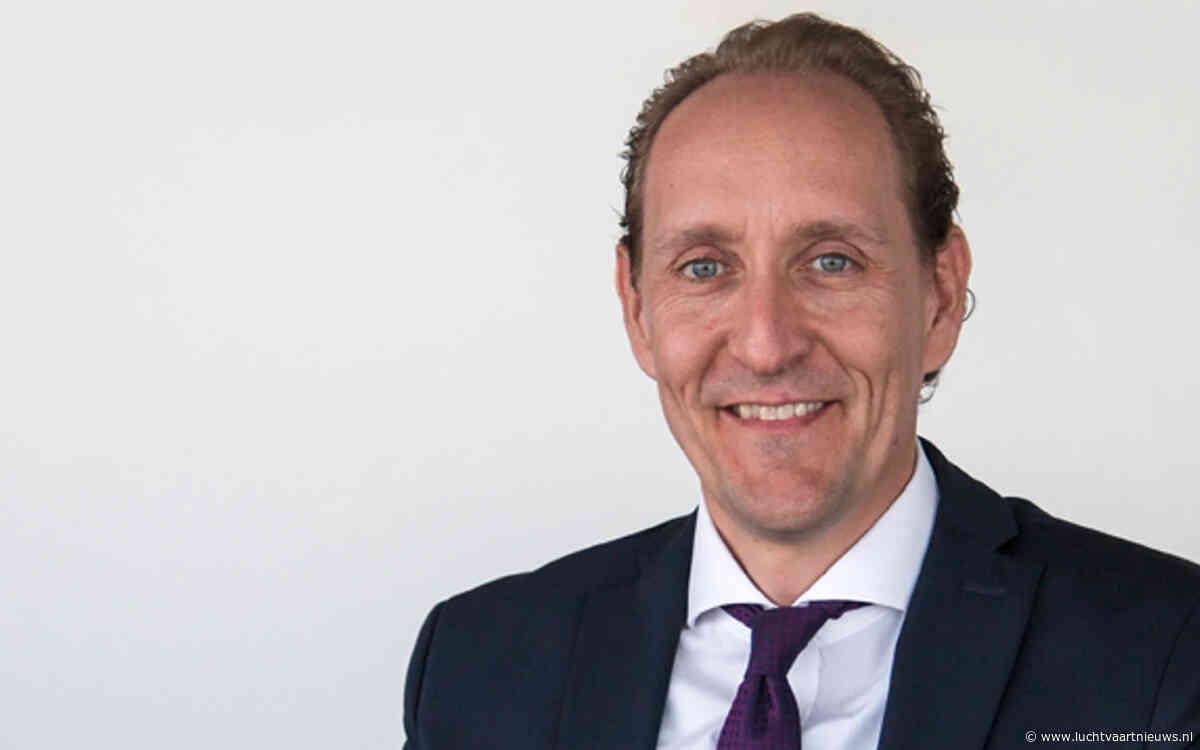 Dieter Vranckx nieuwe topman Brussels Airlines