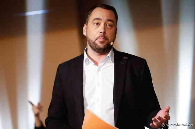 cdH-voorzitter Maxime Prévot: 'MR is enige Franstalige partij die lonkt naar N-VA'