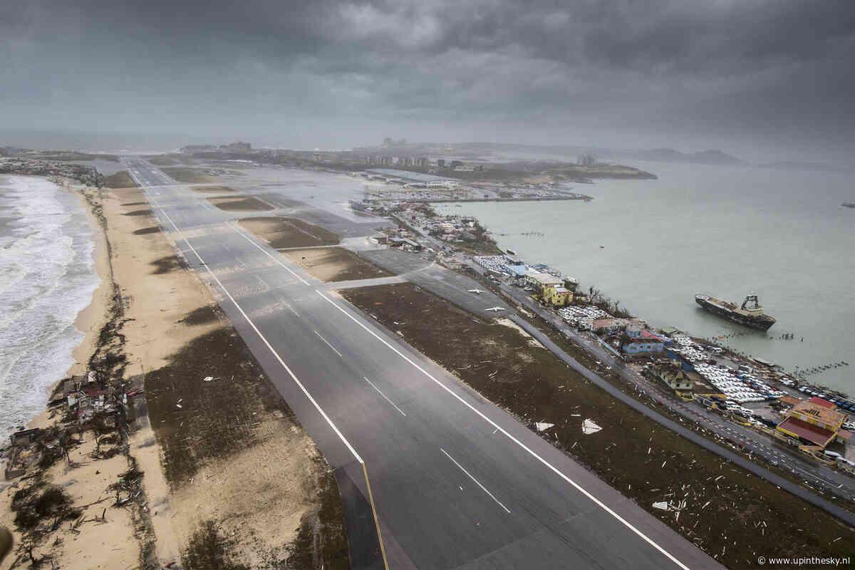 Europa leent Sint Maarten miljoenen voor wederopbouw vliegveld
