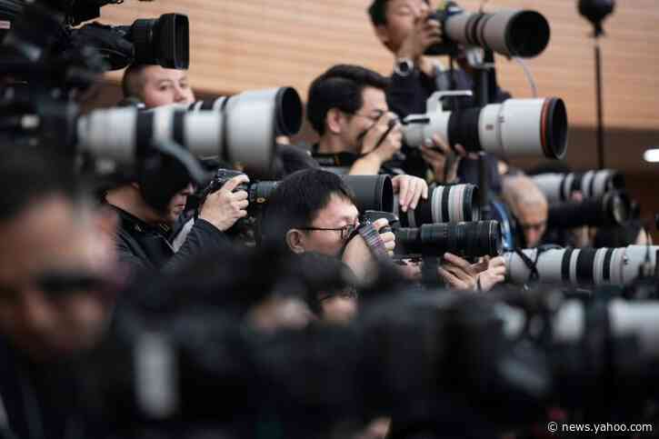 China biggest jailer of journalists, as press dangers persist: watchdog