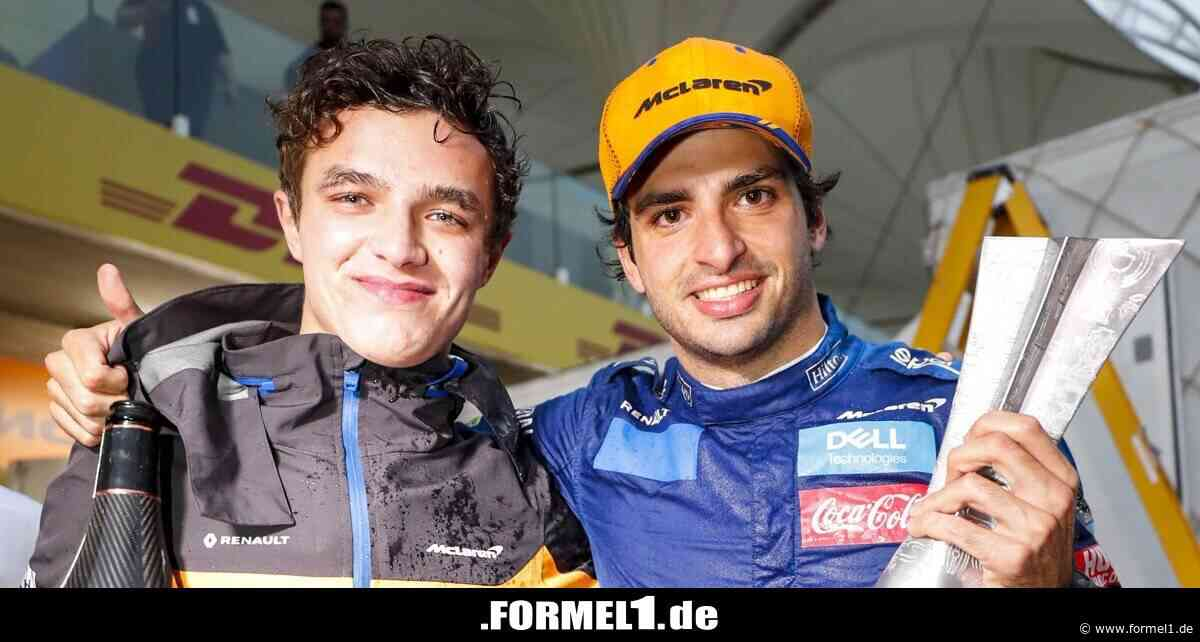 Seidl lobt McLaren-Fahrerduo: Toller Spirit, starke Leistungen