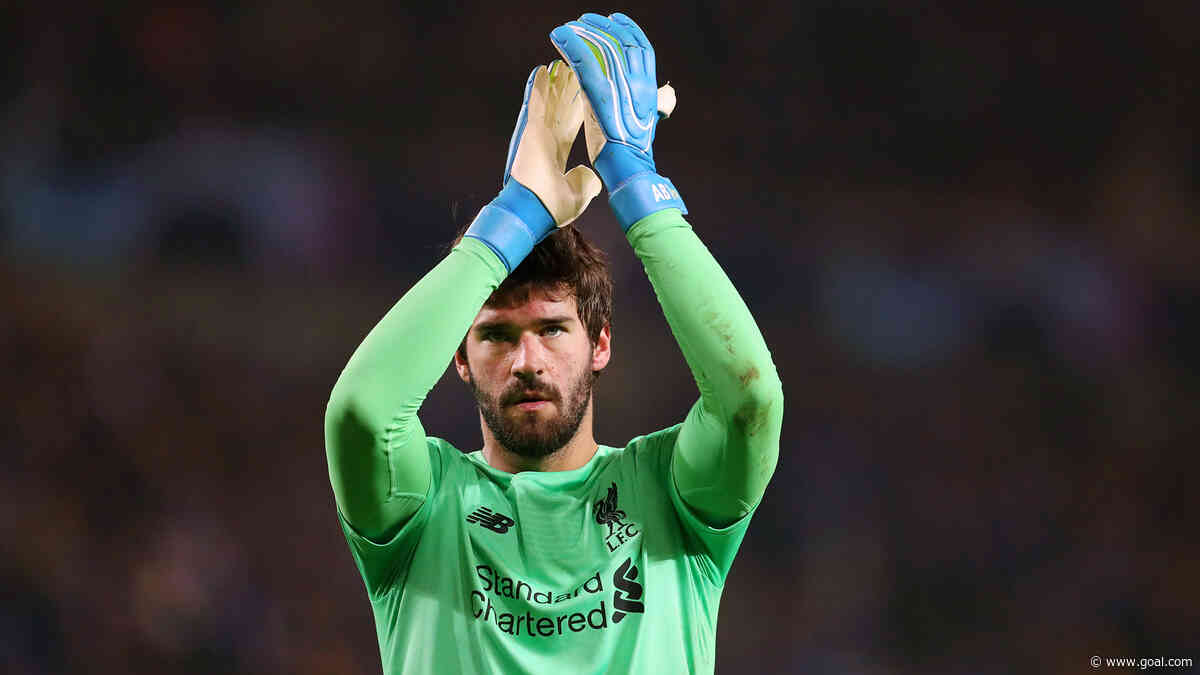 Alisson reveals key reason behind Liverpool finally recording back-to-back clean sheets