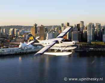 Canadees Harbour Air maakt eerste testvlucht met elektrisch vliegtuig