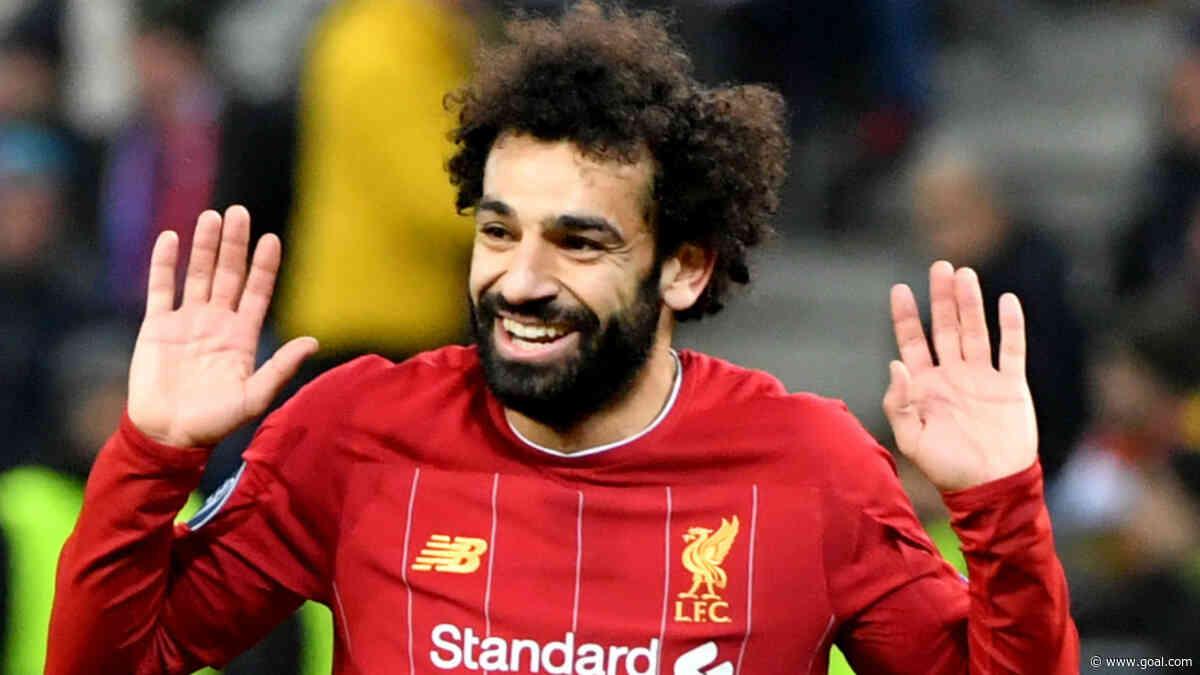 Video: Klopp in awe of Salah's 'sensational' goal against Salzburg
