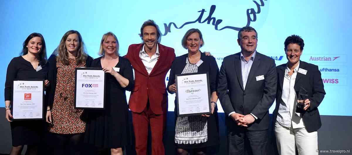 Star Alliance Partners reikten de jaarlijkse Trade Awards uit