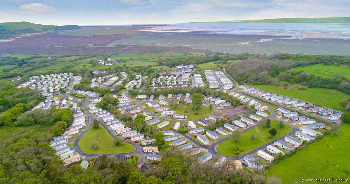 One of Wales' biggest holiday parks has been acquired