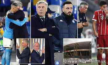 How Carlo Ancelotti's Napoli reign collapsed before madcap chairman gave him the bullet