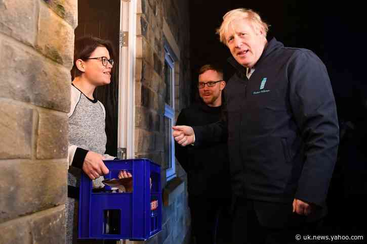 PM Johnson's waning lead casts doubt on election victory chances