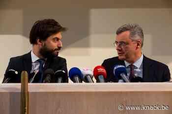 Informateurs Coens & Bouchez: 'We vertrekken hier niet van nul'