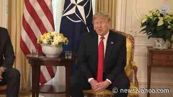 NATO conference canceled after US ambassador Carla Sands blocks speaker critical of Trump