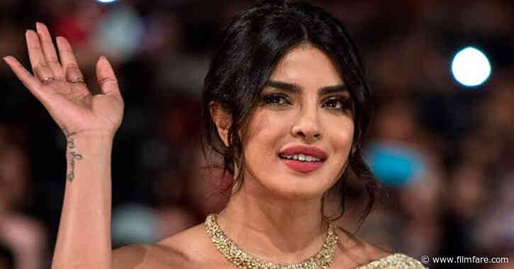 Priyanka Chopra Jonas confesses that acting was never on the cards for her