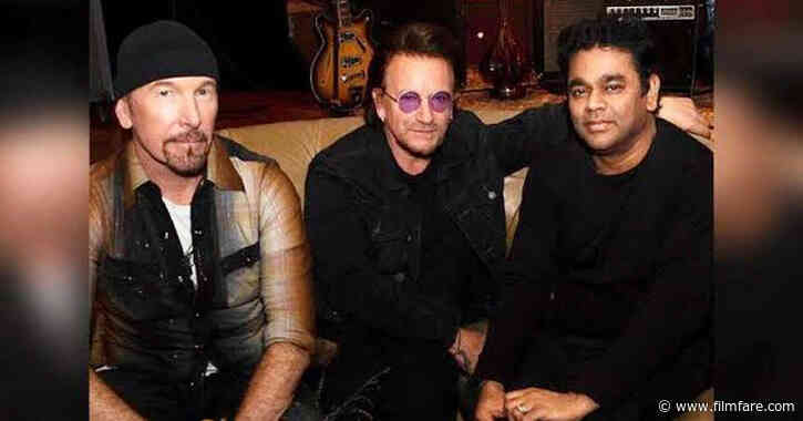 AR Rahman To Perform with U2 in India