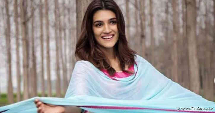 Kriti Sanon Shares Her Excitement Of Playing A Surrogate Mother In Mimi