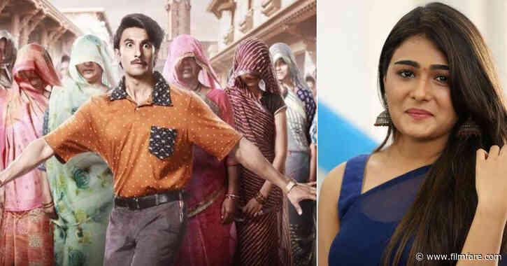 Shalini Pandey to make her Bollywood debut opposite Ranveer Singh in Jayeshbhai Jordaar