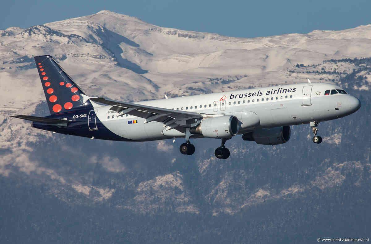 Brussels Airlines voert vakantievluchten uit voor TUI