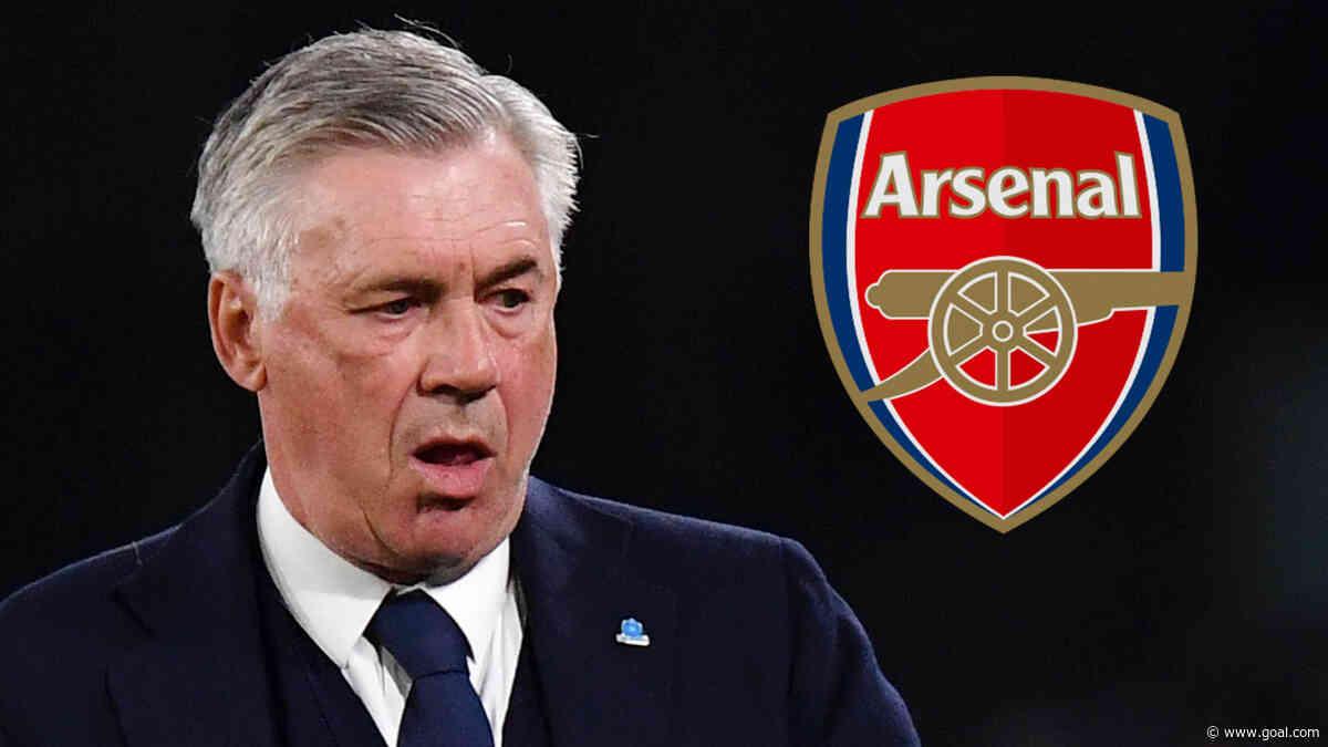 Arsenal plan Ancelotti talks after Napoli sacking