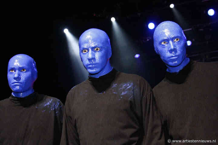 Blue Man Group in mei 2020 naar Mainstage 's Hertogenbosch