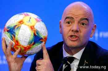 FIFA chief Gianni Infantino canvasses against corruption