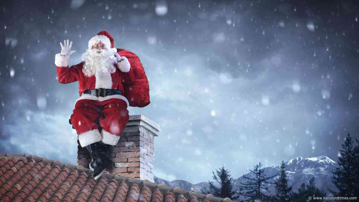 Where to catch a glimpse of Santa in Herefordshire this Christmas