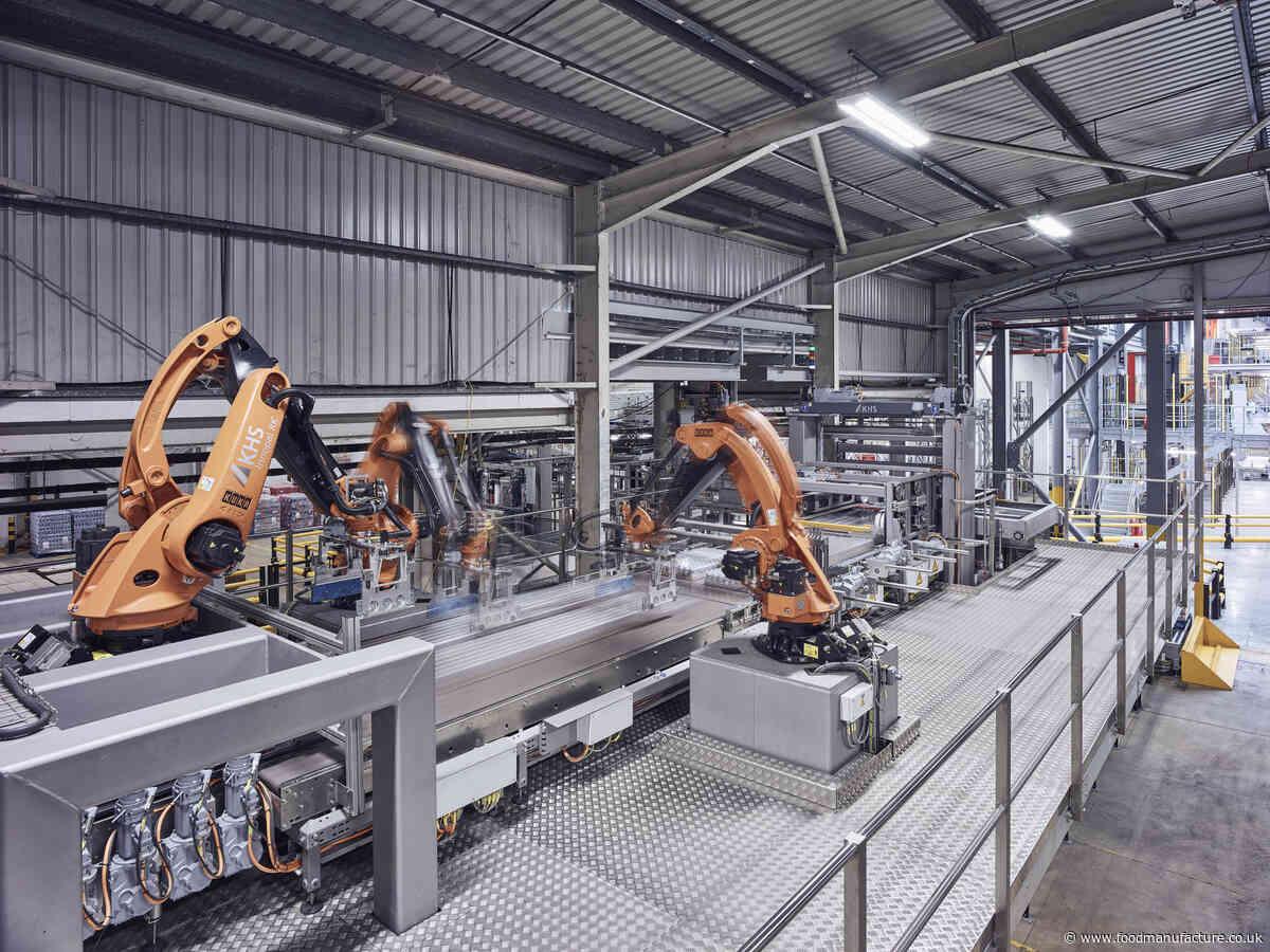 Coca-Cola European Partners invests millions in Edmonton factory