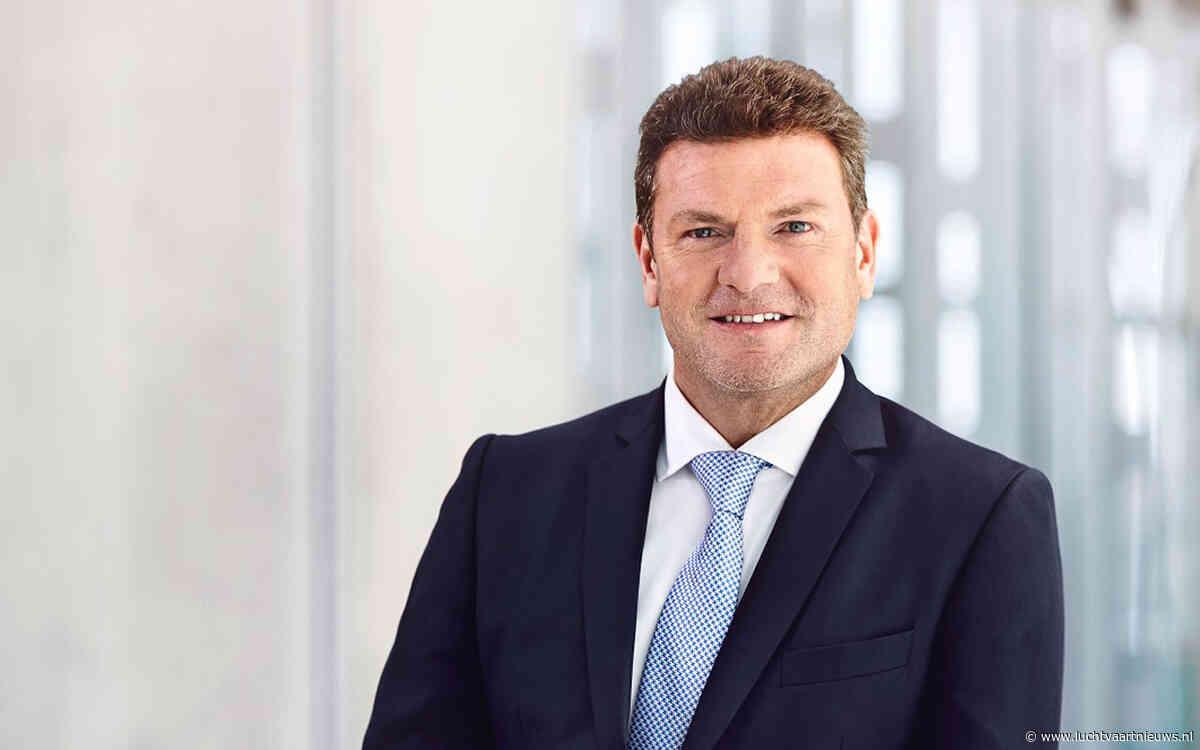 SunExpress-topman Jens Bischof verkast naar Eurowings