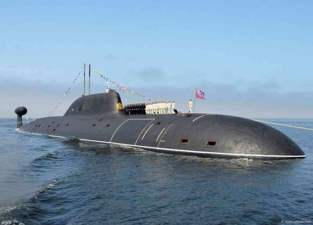 Why Can't Russia Replace Its Old Submarines Fast Enough?