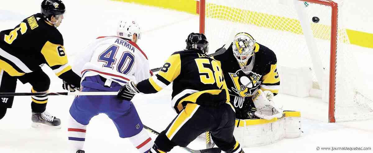 3e victoire en 4 matchs: le Canadien l'emporte 4 à 1 aux dépens des Penguins
