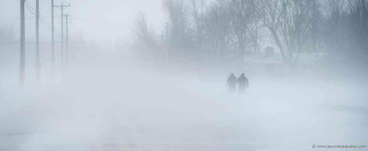 Du froid, de la neige et du vent