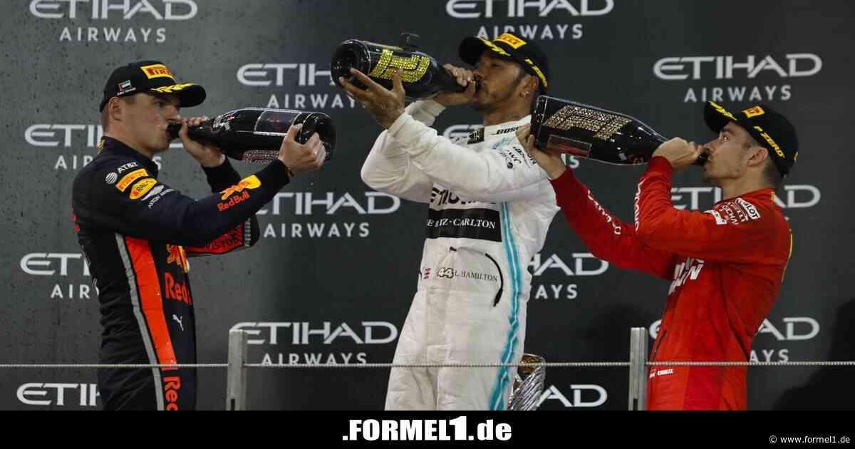 Wachablösung in der Formel 1? Das sagt Weltmeister Lewis Hamilton