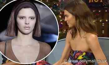 Supermodel Kendall Jenner reveals she was told to 'take the shirt off'