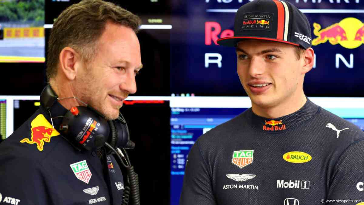 Red Bull: Why would Verstappen leave?