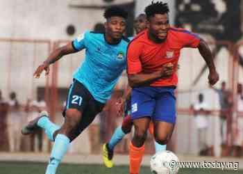 Sunshine Stars four-goal hero eyes Mfon Udoh's 23-goal record