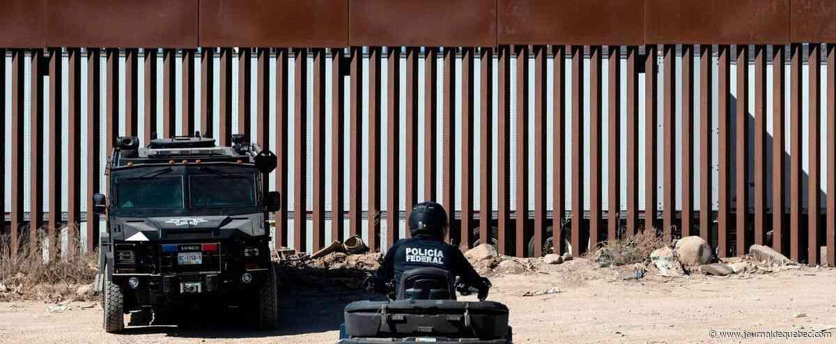 Trump au pied de son mur: un juge érige une palissade