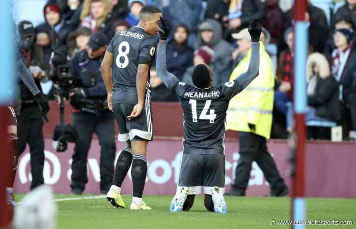 Iheanacho Backs Leicester City To Break More Records