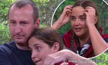 I'm A Celebrity: Jacqueline Jossa beats Andy Whyment by slim margin as voting figures are released