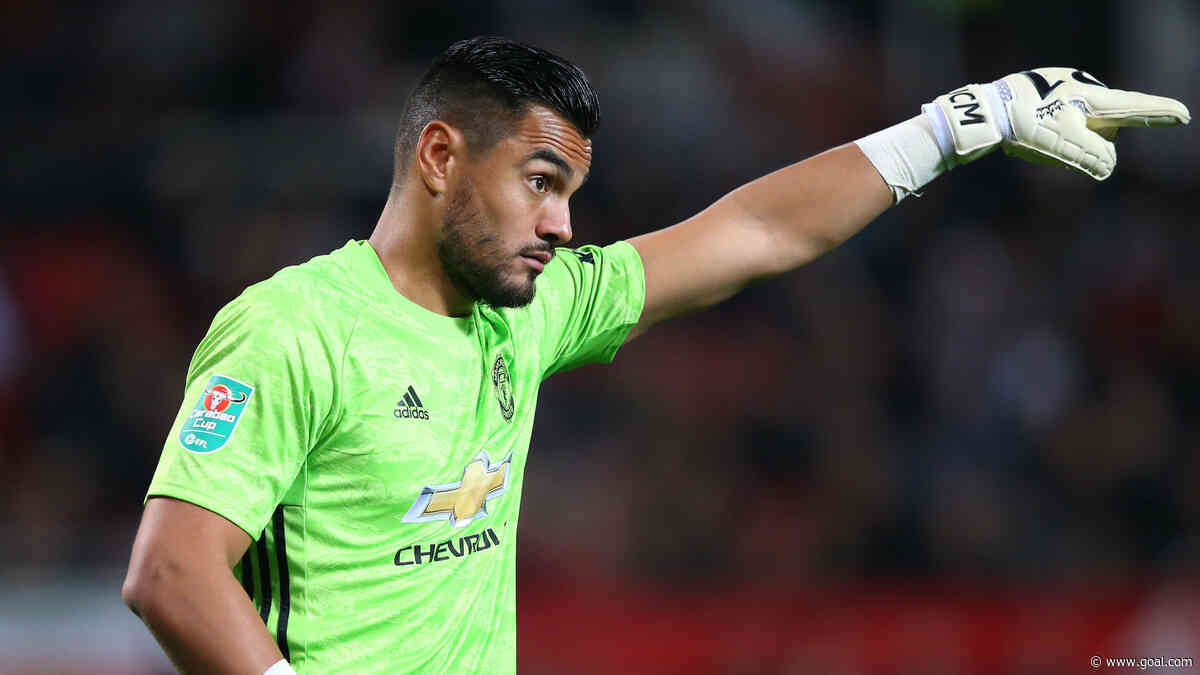 Man Utd are the 'best club in the world' but it's 'not easy' being second choice - Romero
