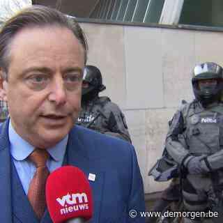 De Wever (N-VA): 'Magnette heeft ons in de kou gelaten'