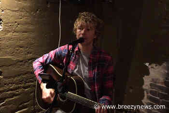 Video: Derek Norsworthy performs new single