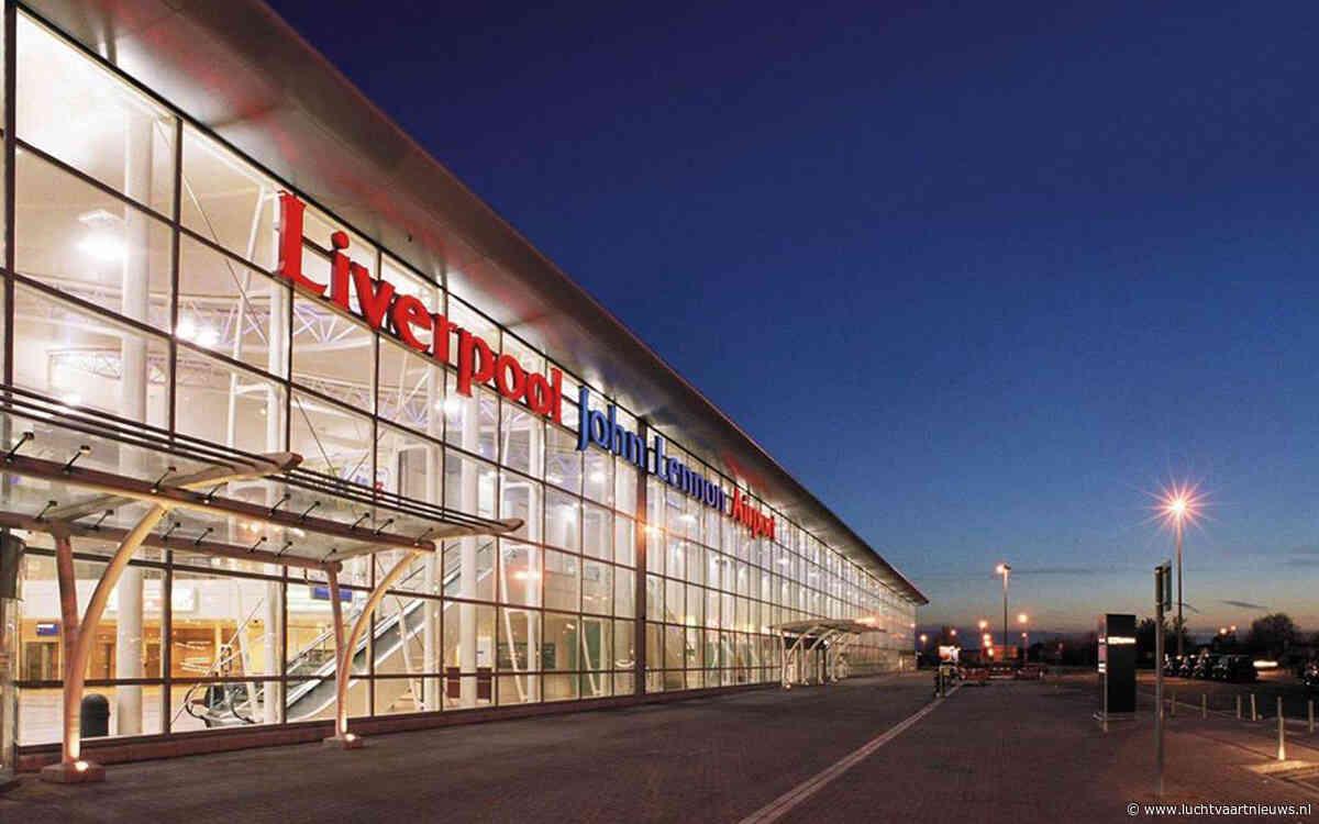 Luchthaven Liverpool dicht na incident met zakenjet