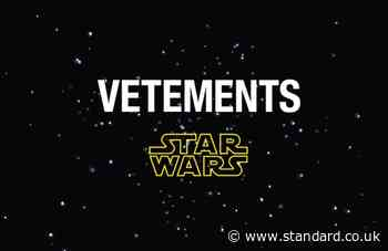 Vetements is launching a top-secret, limited-edition collaboration with Star Wars in Moscow