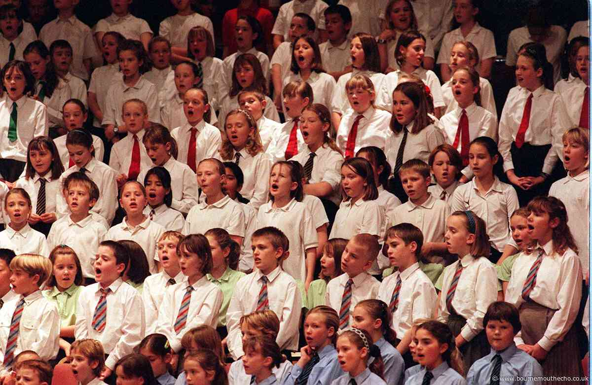 Bournemouth Schools' Music Association Carol Festival - December 1999
