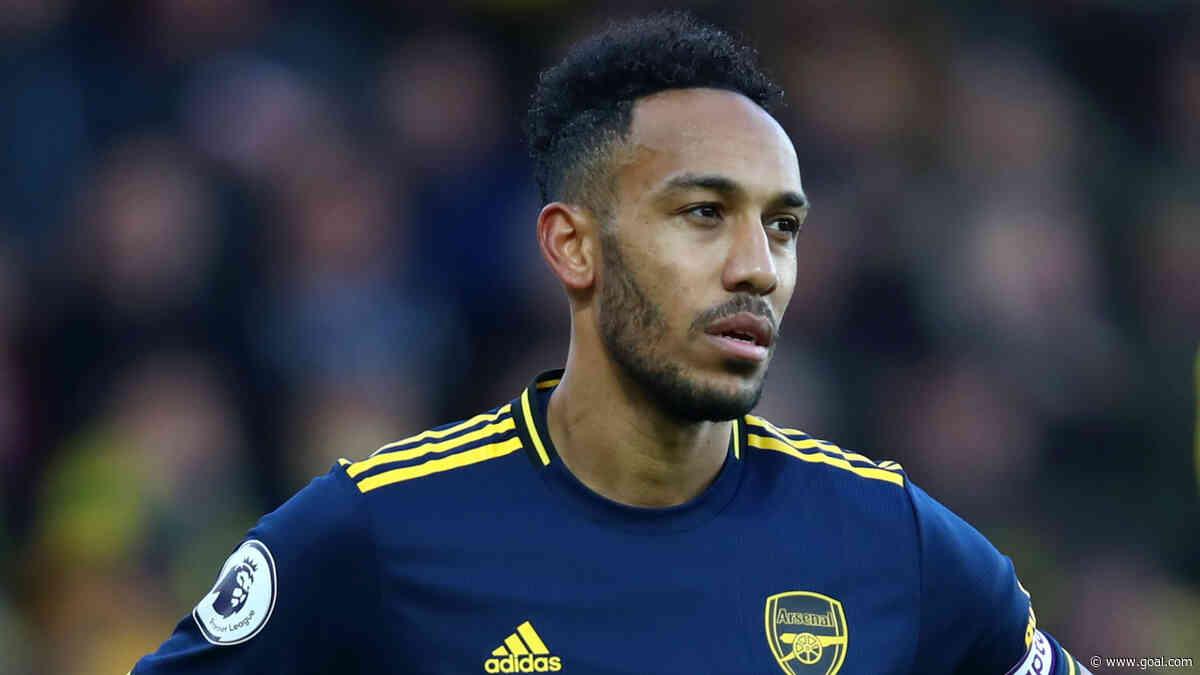 Aubameyang the 'laziest player' at Arsenal - Cascarino